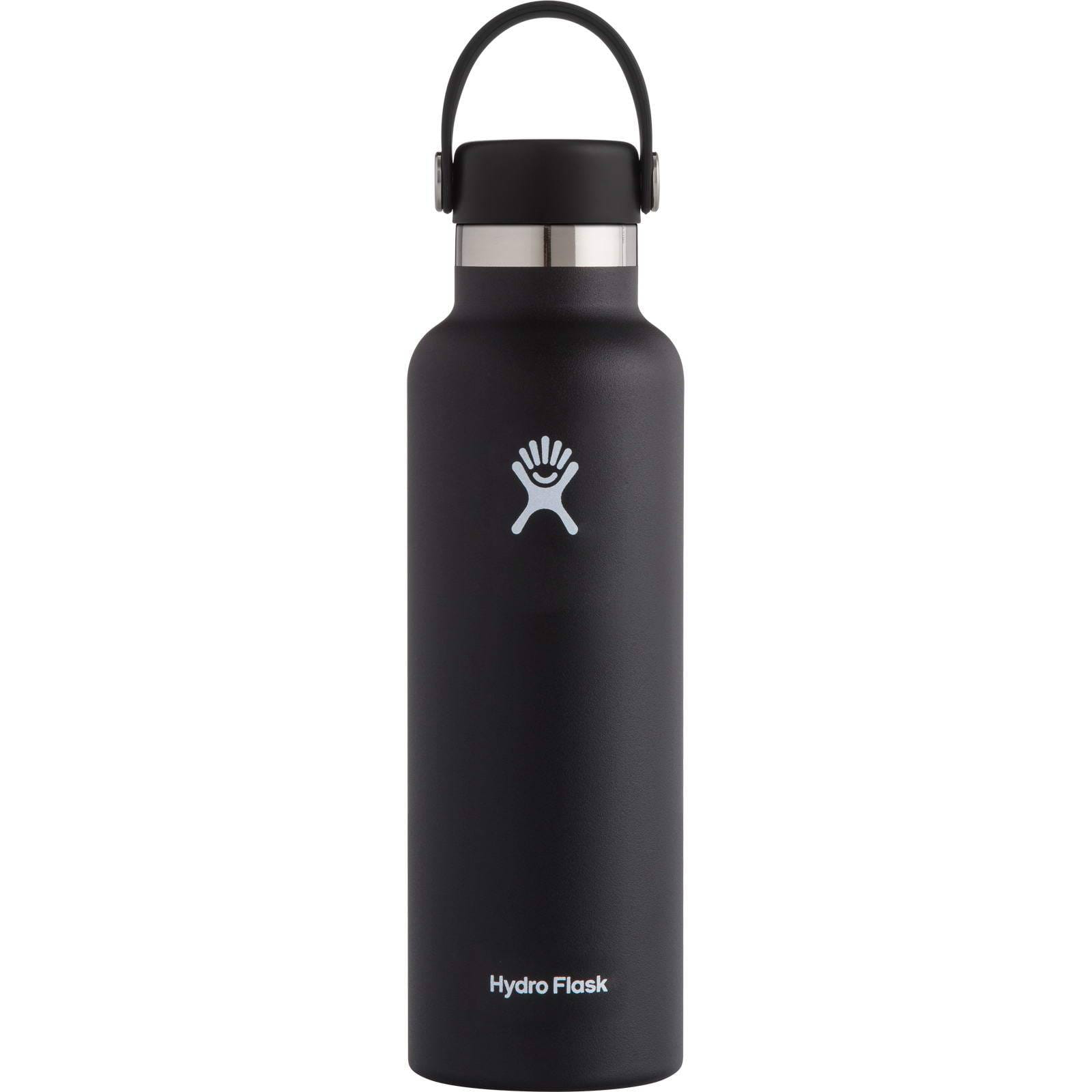 Hydro Flask 21 oz Standard Mouth - Thermoflasche black - Bild 1