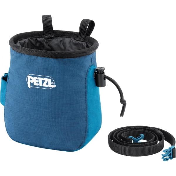 Petzl Saka - Chalkbag blue - Bild 1