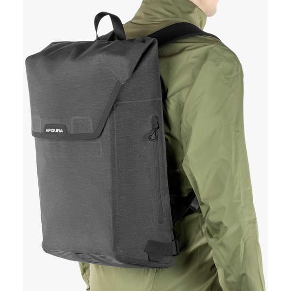 Apidura City Backpack 17L - Daypack anthracite melange - Bild 7