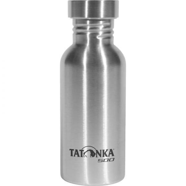 Tatonka Steel Bottle Premium 0,5 Liter - Trinkflasche - Bild 1