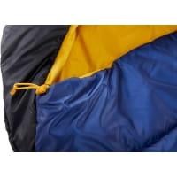 Vorschau: Nordisk Puk -10° Mummy - Winterschlafsack true navy-mustard yellow-black - Bild 10