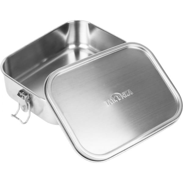 Tatonka Lunch Box I Lock 800 ml - Edelstahl-Proviantdose stainless - Bild 1