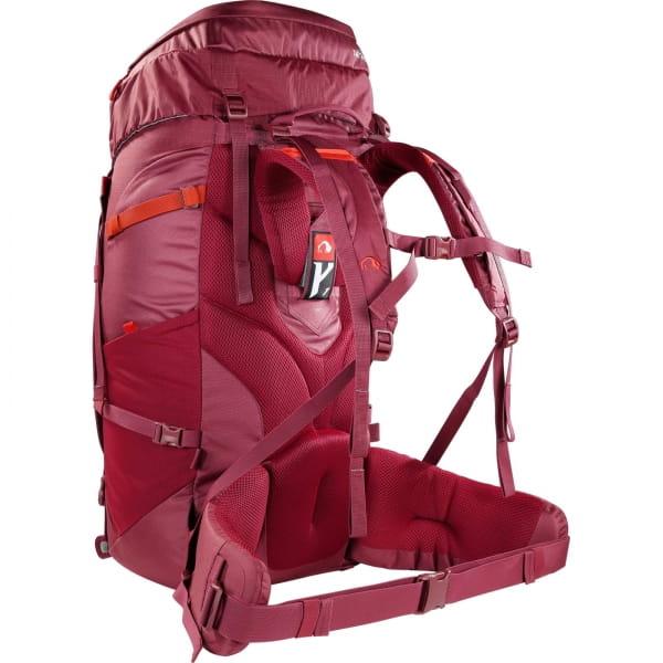 Tatonka Noras 55+10 Women - Trekkingrucksack bordeaux red - Bild 2