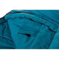 Vorschau: Wechsel Tents Dreamcatcher 0° M - Schlafsack legion blue - Bild 15