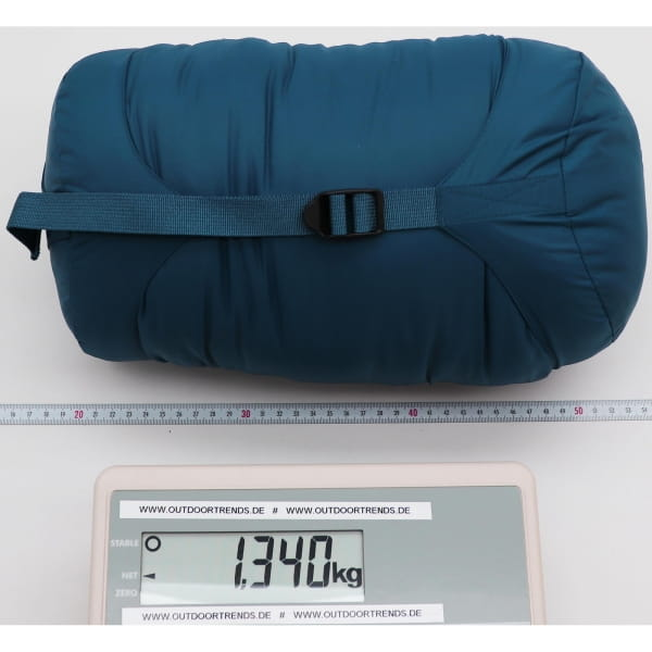 Mountain Hardwear Lamina 30F/-1°C - Kunstfaserschlafsack blue horizon - Bild 3
