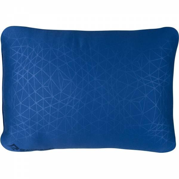 Sea to Summit Foam Core Pillow Large - Kopfkissen navy blue - Bild 6