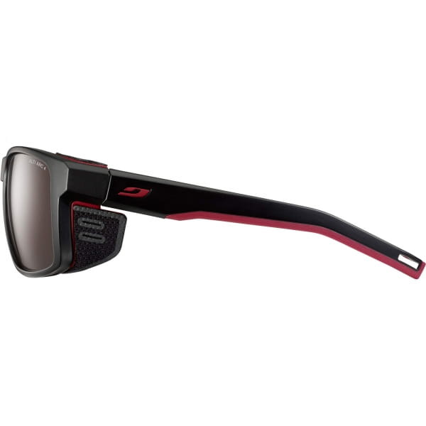 JULBO Shield AltiArc 4 - Bergbrille schwarz-rot - Bild 3