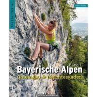 Panico Verlag Bayerische Alpen Band 1 - Kletterführer