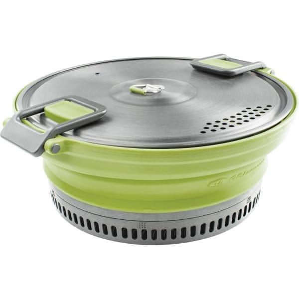 GSI Escape 3 L Pot - faltbarer Kochtopf green - Bild 4