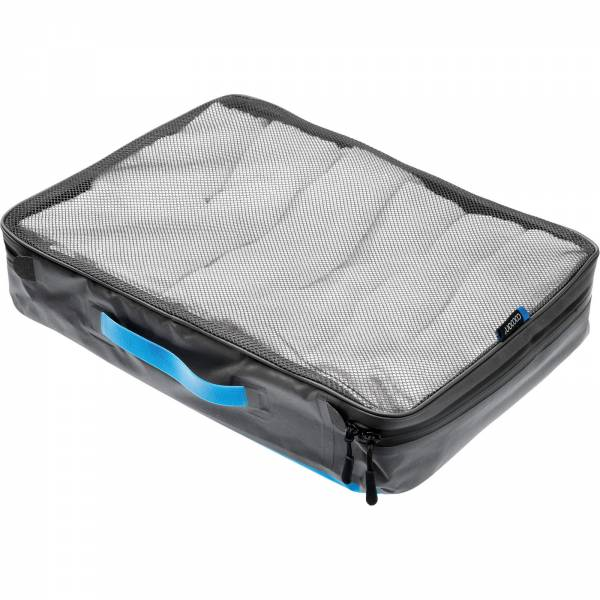 COCOON Packing Cube with Open Net Top XL - Packtasche grey-blue - Bild 3