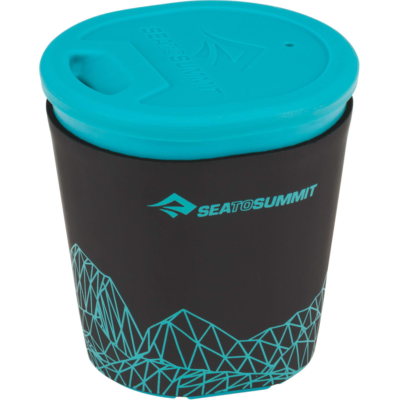Sea to Summit DeltaLite Insul Mug - Thermobecher pacific blue - Bild 3