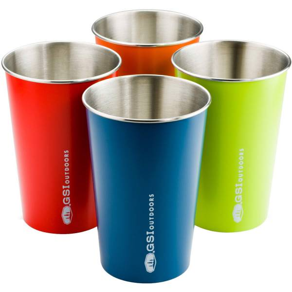 GSI Glacier Stainless Pint Set - Becherset - Bild 1