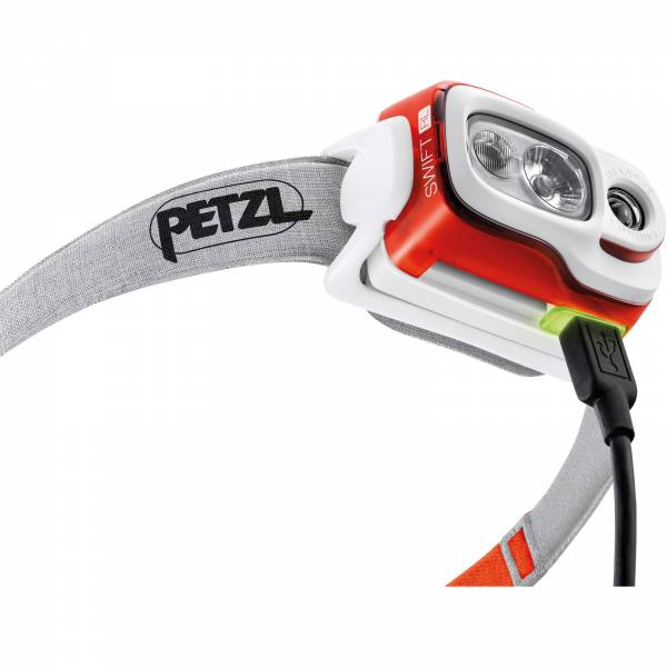 Petzl Swift RL - Stirnlampe - Bild 5