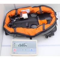 Vorschau: ABS P.RIDE Compact Base Unit Set ohne Auslöseeinheit - Lawinenrucksack - Bild 8