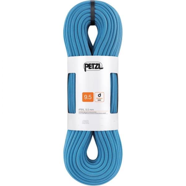 Petzl Arial 9.5 mm - Einfachseil blue - Bild 4