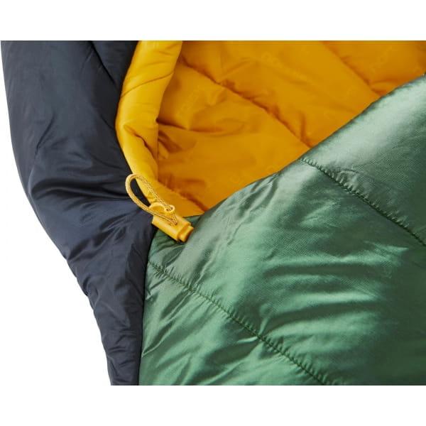 Nordisk Gormsson -20° Mummy - Winterschlafsack artichoke green-mustard yellow-black - Bild 9