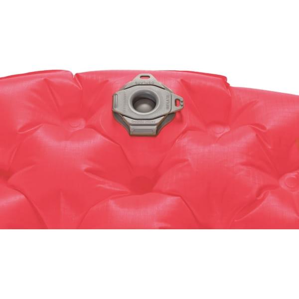 Sea to Summit Ultralight Insulated Mat Women's - Schlafmatte paprika - Bild 4