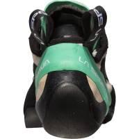 Vorschau: La Sportiva Miura Woman - Kletterschuhe white-jade green - Bild 4