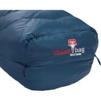Vorschau: Grüezi Bag Biopod DownWool Ice Women - Daunen- & Wollschlafsack ice blue - Bild 12