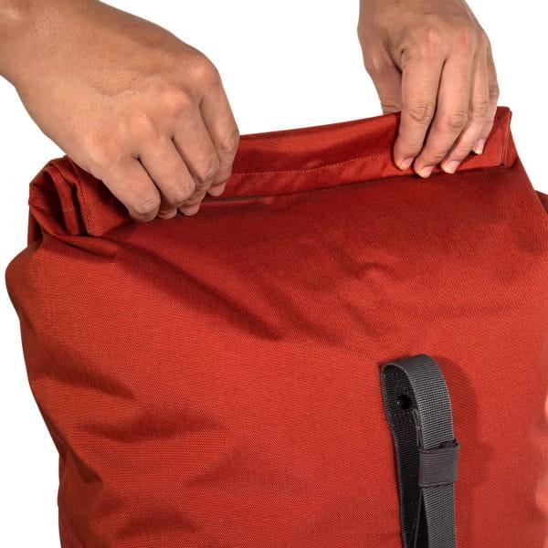 Tatonka Grip Rolltop Pack - Daypack redbrown - Bild 16