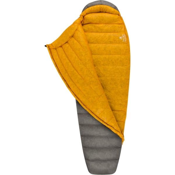 Sea to Summit Spark SpIV - Schlafsack dark grey-yellow - Bild 4