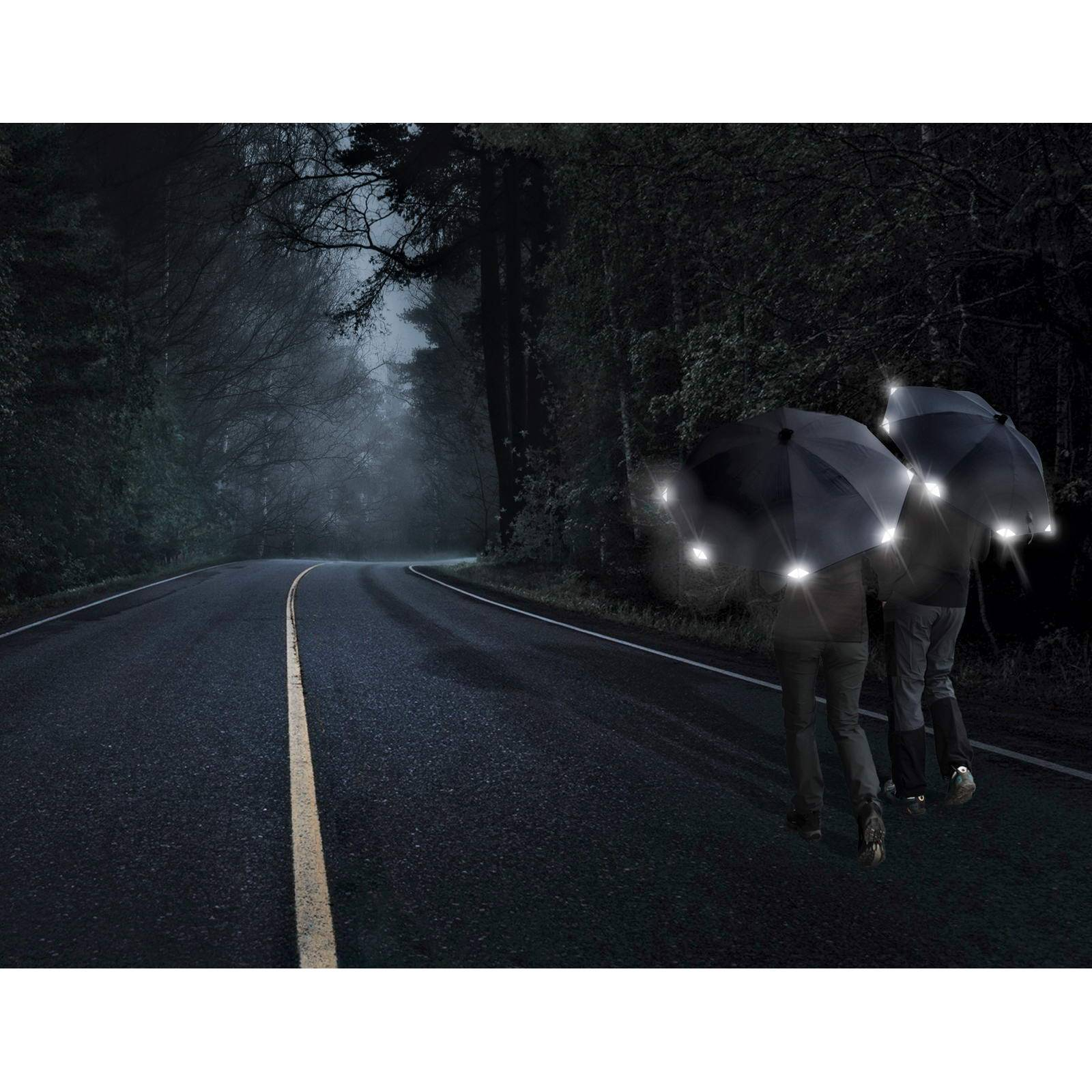 EuroSchirm light trek automatic - Regenschirm reflective - Bild 5