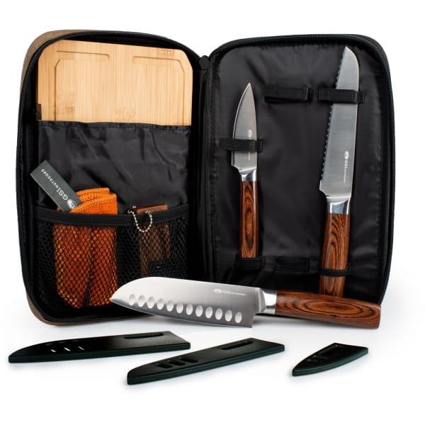 GSI Rakau Knife Set - Messer-Set - Bild 3