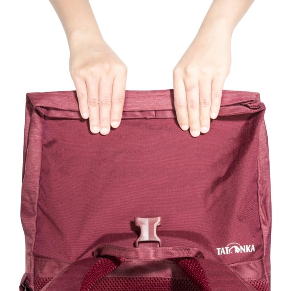 Tatonka Grip Rolltop Pack S - Daypack bordeaux red 2 - Bild 23