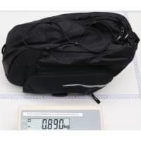 Vorschau: VAUDE Silkroad Plus (UniKlip) - Gepäckträgertasche black - Bild 3
