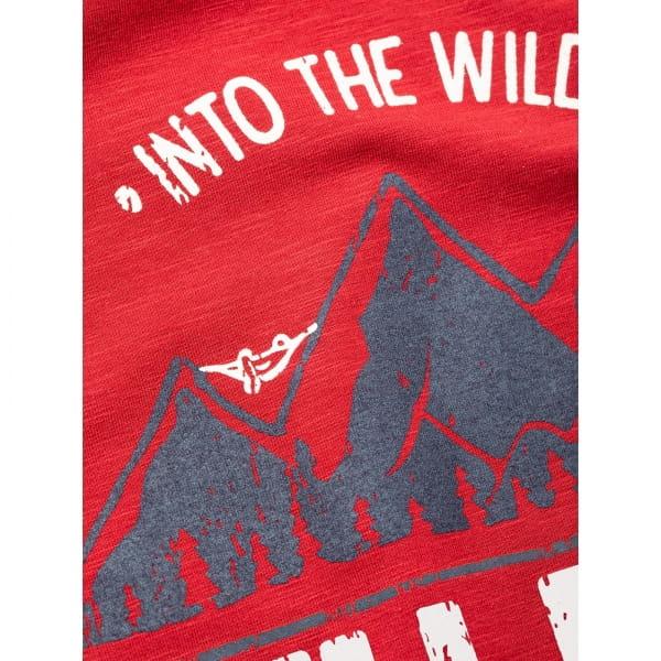 Chillaz Men's Retro Worry Less - T-Shirt dark red - Bild 12