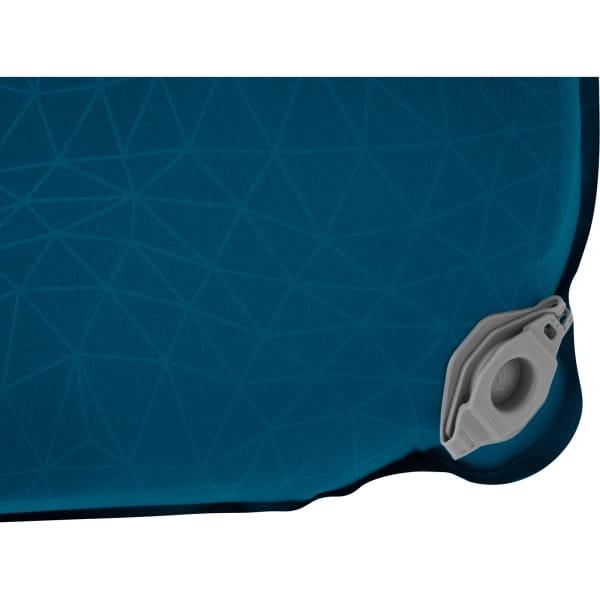 Sea to Summit Comfort Deluxe S.I. Camper Van - Isomatte byron blue - Bild 5