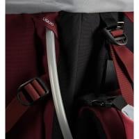 Vorschau: Haglöfs Ängd 60 Women's - Trekkingrucksack light maroon red-brick red - Bild 10