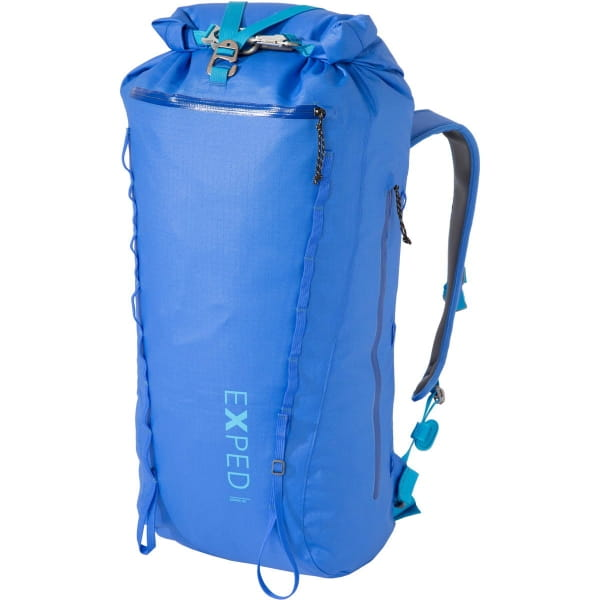 EXPED Serac 35 - Wasserdichter Rucksack blue - Bild 1