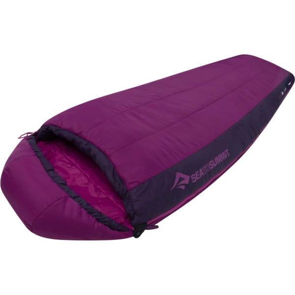 Sea to Summit Quest™ QuI Women's Regular - Schlafsack grape-blackberry - Bild 1