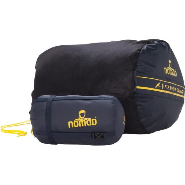 NOMAD Taurus 400 - Schlafsack dark grey - Bild 8