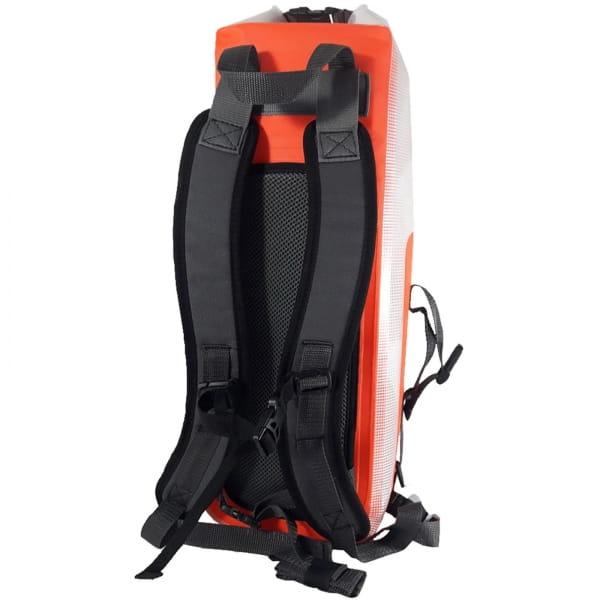 zulupack Backpack 25 - wasserdichter Daypack fluo orange - Bild 11