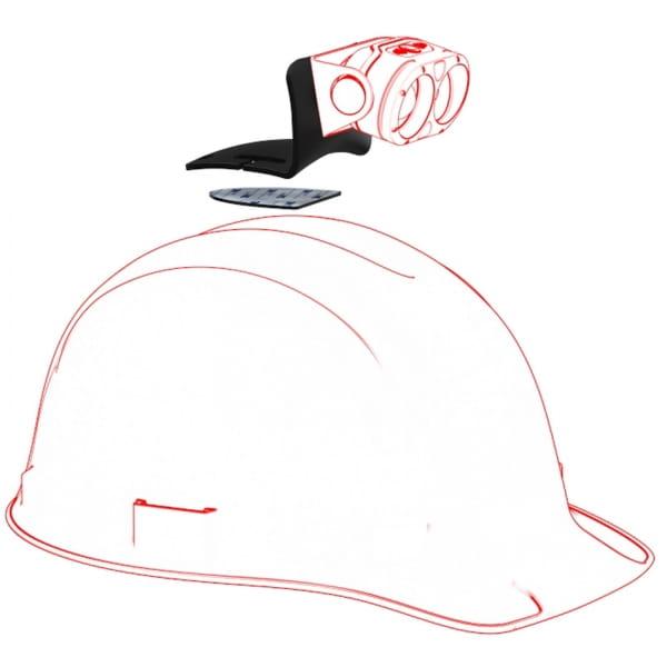 Ledlenser Helmet Connecting Kit Type H - Helmhalterung - Bild 8