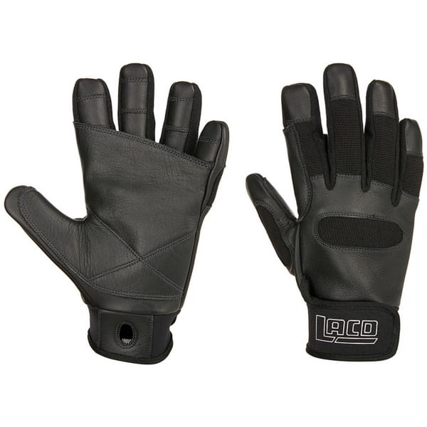 LACD Ultimate Gloves - Klettersteighandschuhe black - Bild 1