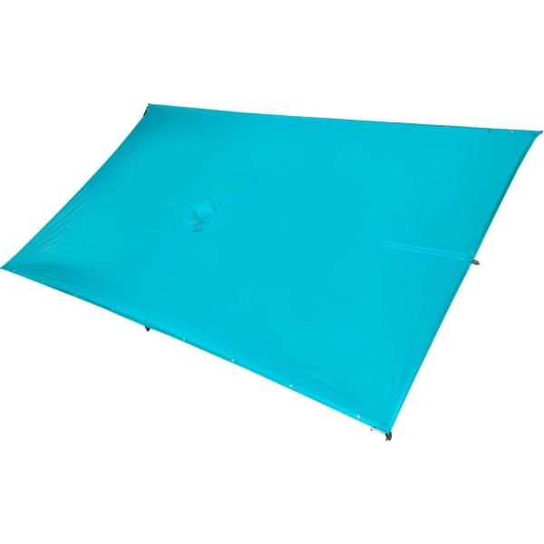 Sea to Summit Ultra-Sil Nano Tarp Poncho blue - Bild 8