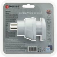 Vorschau: SKROSS Combo World to Israel - Steckeradapter - Bild 7