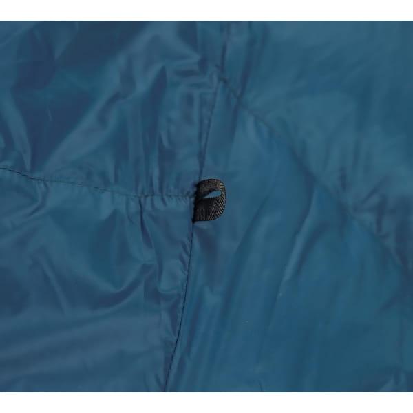 Grüezi Bag Biopod DownWool Ice Women - Daunen- & Wollschlafsack ice blue - Bild 14