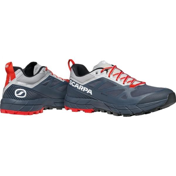 Scarpa Rapid GTX - Zustieg-Schuhe ombre blue-red - Bild 1