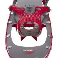 Vorschau: MSR Lightning Ascent 22 Women - Schneeschuhe raspberry - Bild 4