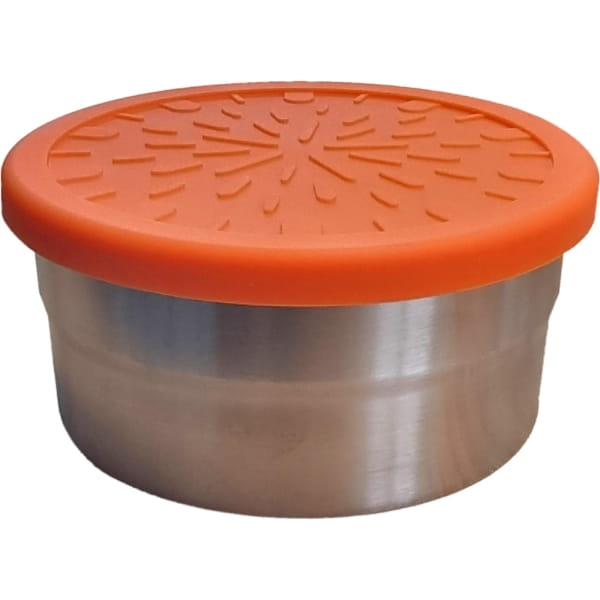 ECOlunchbox Seal Cup Large - Edelstahl-Silikon-Dose - Bild 1