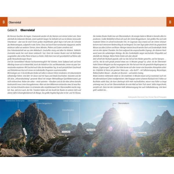 Panico Verlag Wetterstein Nord - Kletterführer Alpin - Bild 4