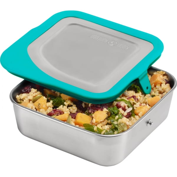 klean kanteen Meal Box 20oz - Edelstahl-Lunchbox stainless - Bild 10