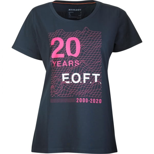Mammut Women's E.O.F.T. T-Shirt 21 black - Bild 1
