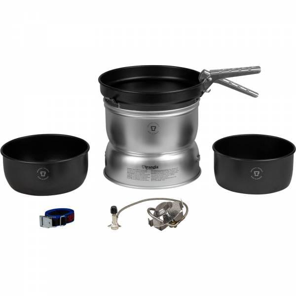 Trangia Sturmkocher Set groß - 25-5 UL - Gas - ohne Wasserkessel - Bild 1