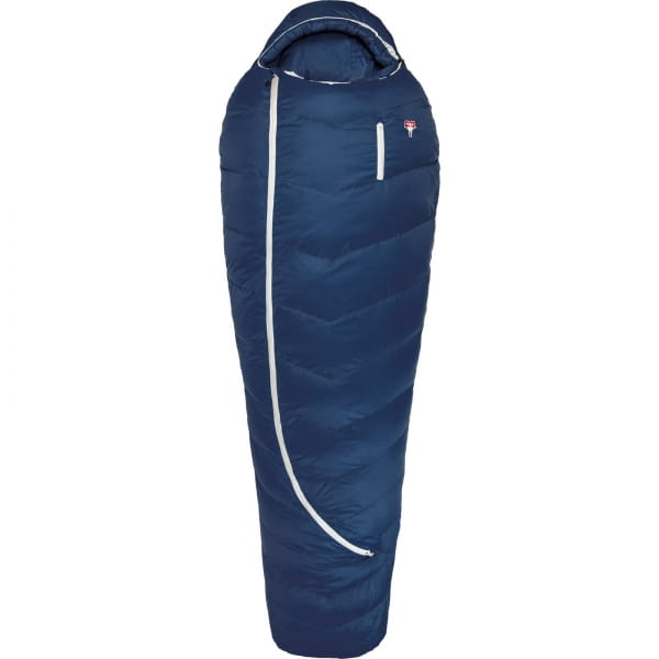 Grüezi Bag Biopod DownWool Ice - Daunen- & Wollschlafsack night blue - Bild 1