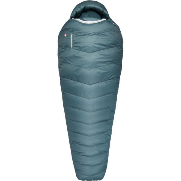 Grüezi Bag Biopod Down Hybrid Ice Cold - Daunen- & Wollschlafsack platin grey - Bild 1